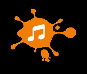 Piktogram för musik