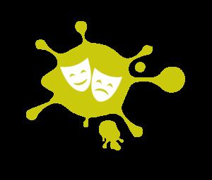 Piktogram för teater